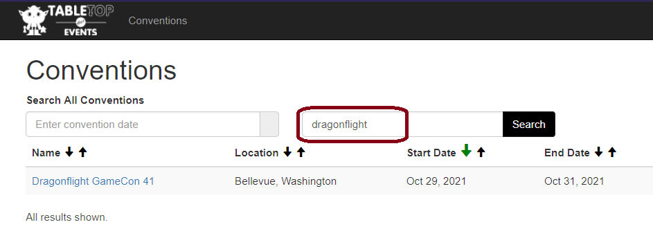 dragonflight-search